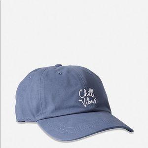VICTORIA'S SECRET PINK CHILL VIBES BASEBALL HAT